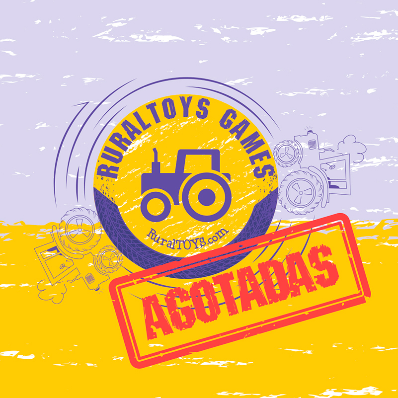 Plazas agotadas. Ruraltoys Games