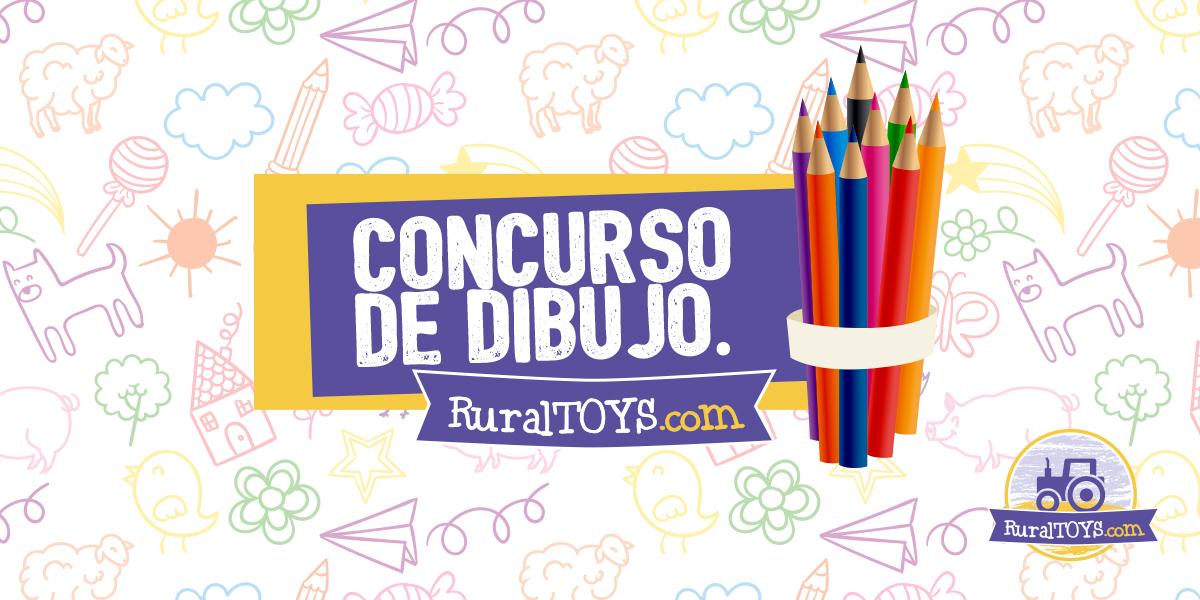 Concurso de dibujo ruraltoys.com